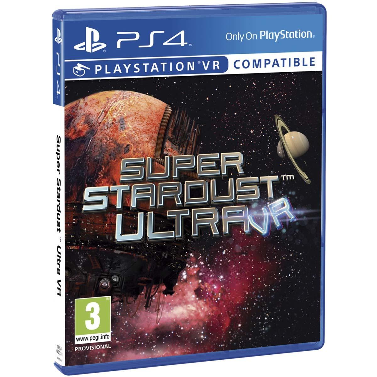 Vr Super Startdust-Ps4