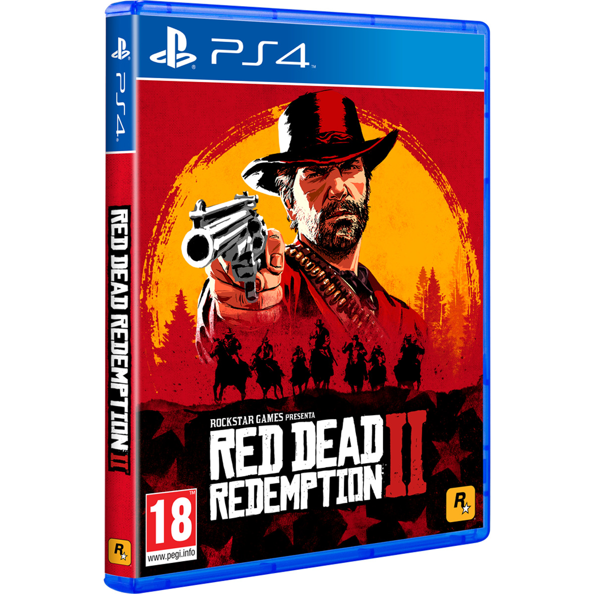 Red Dead Redemption  2-Ps4