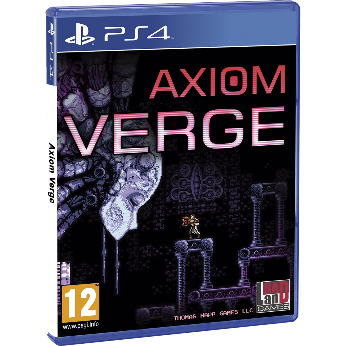Axiom Verge Multiverse Edition-Ps4