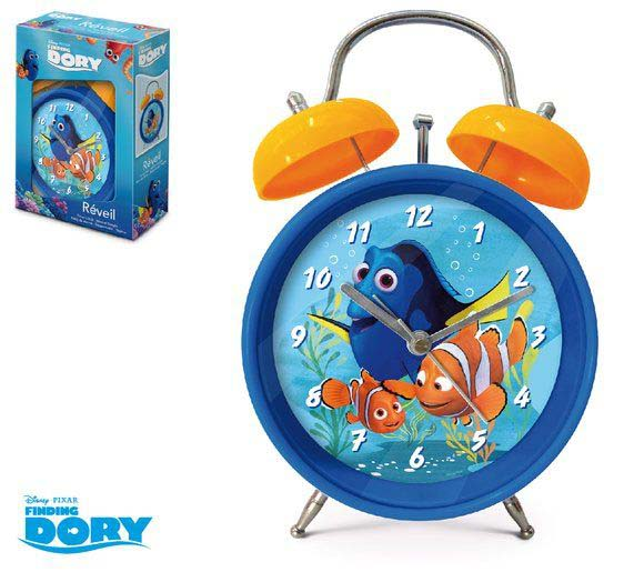 Reloj Despertador Buscando A Nemo