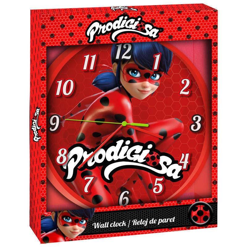 Reloj De Pared Lady Bug