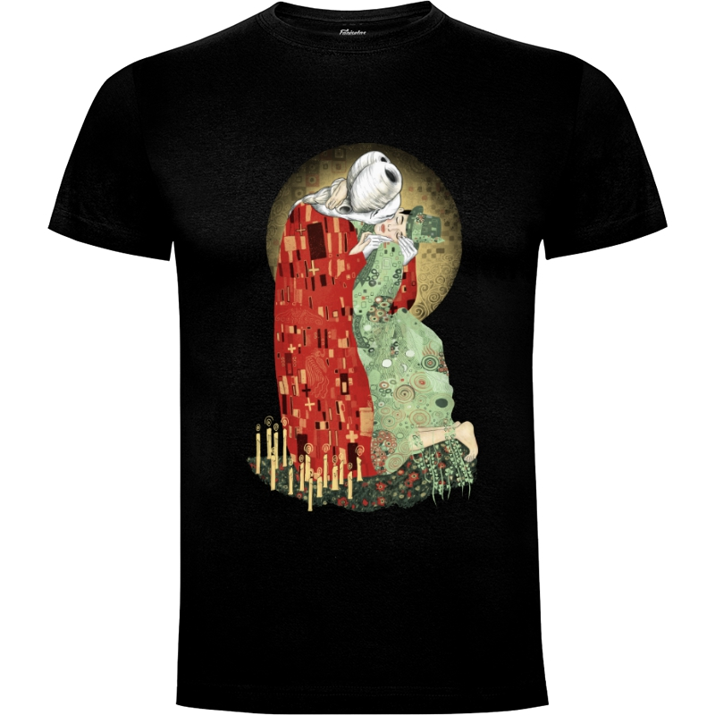 Camiseta The Bloody Kiss