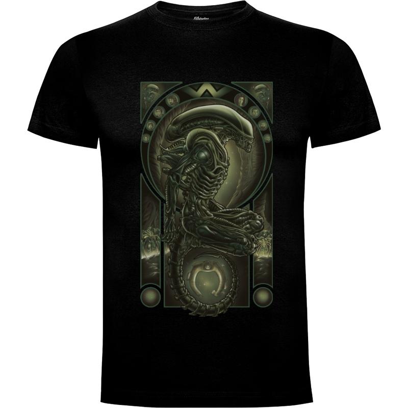 Camiseta Parasite