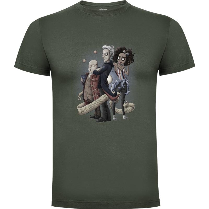 Camiseta Under My Watch