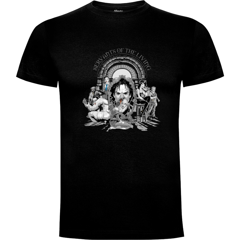 Camiseta Servants Of The Living