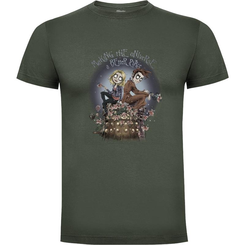 Camiseta Making The Universe