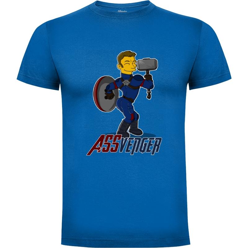 Camiseta ASSvenger