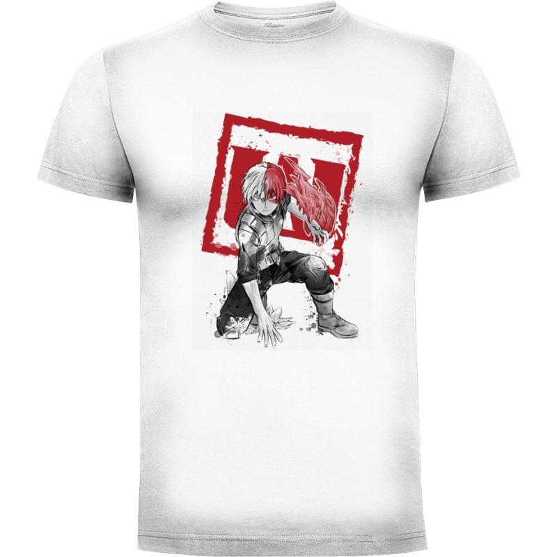 Camiseta Todoroki sumie