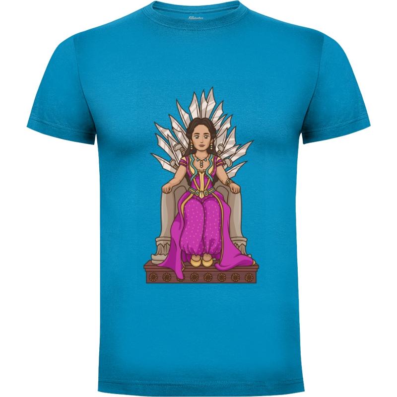 Camiseta Jasmine's Throne