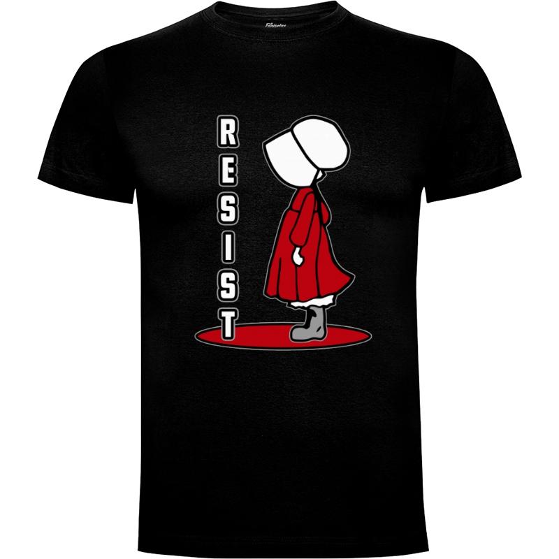 Camiseta Resist