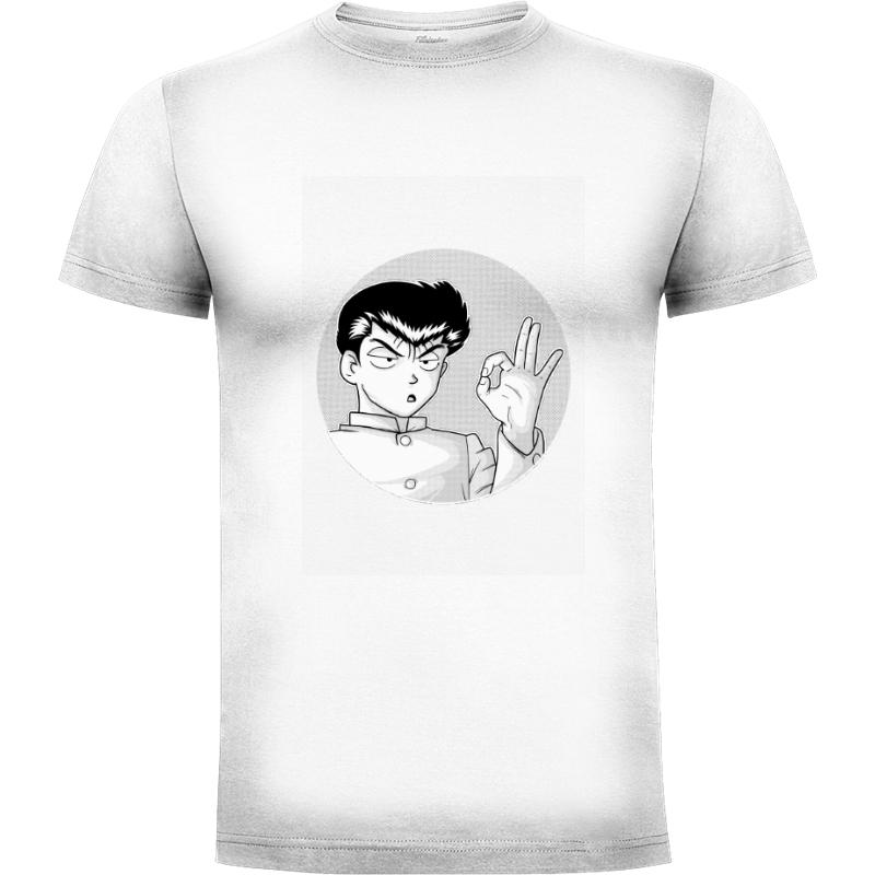 Camiseta yusuke ok