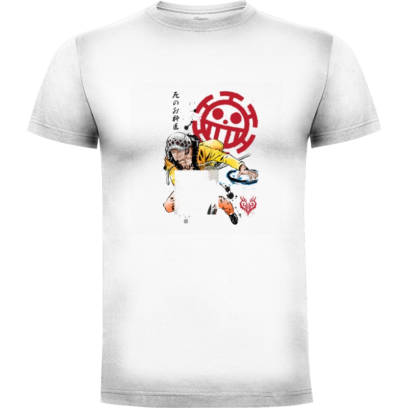 Camiseta Surgeon of Death