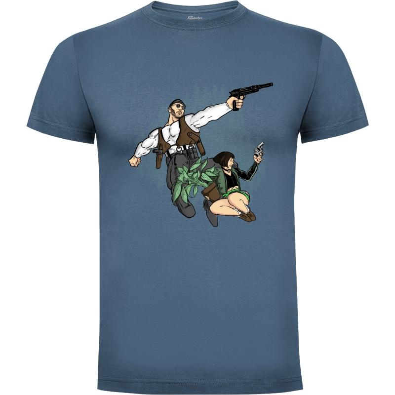 Camiseta The Dark Professional