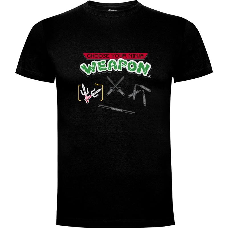 Camiseta CYNW Sais