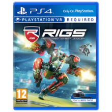 Vr Rigs Mechanized Com League Vr-Ps4
