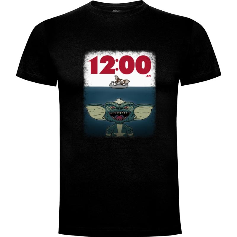 Camiseta 12:00 AM!