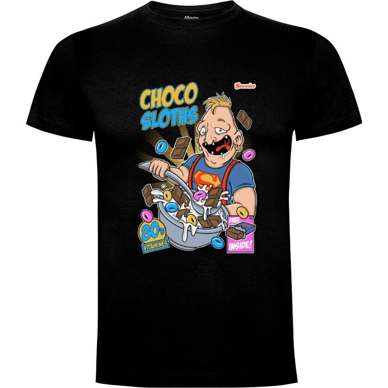 Camiseta Choco Sloths