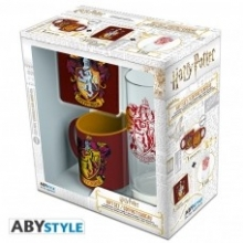 Harry Potter Set de Regalo Gryffindor