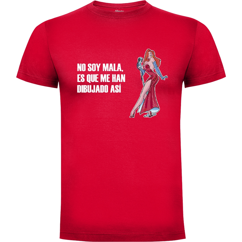 Camiseta Jessica Rabbit