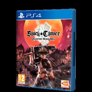 Black Clover Quarter Knights-Ps4
