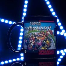 Taza Mario Kart Supernintendo