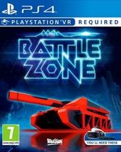 PS4 BATTLEZONE (VR)