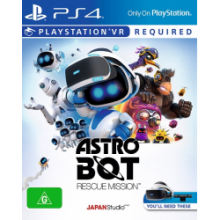 Vr Astro Bot-Ps4