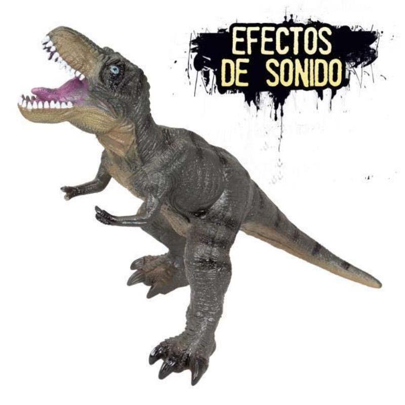 Dinosaurio T-Rex Con Sonido