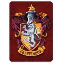 Harry Potter Placa magnética de Metal Escudo de Gryffindor