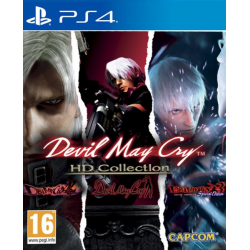 Dmc Collection Hd-Ps4