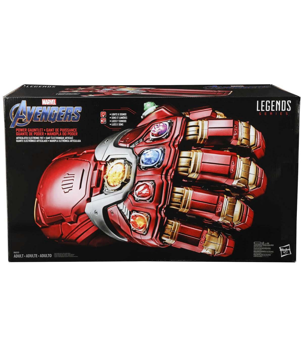 Guante Electronico  Iron Man Marvel