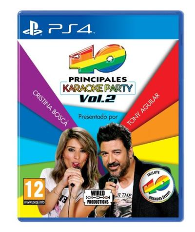 Los 40 Principales Karaoke Party Vol. 2-Ps4