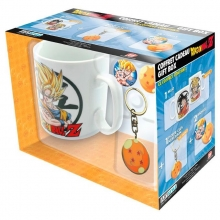 Dragon Ball Z Caja de Regalo