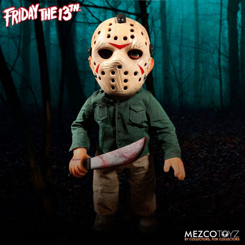Figura Jason Friday the 13th 38cm con sonido