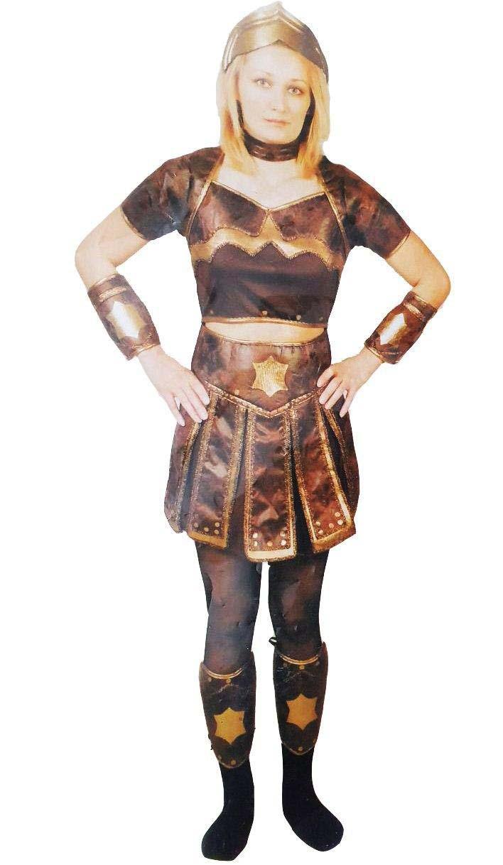 Disfraz Mujer Guerrero Adulto