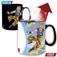 Dragon Ball Z Mug Magica  SSJ