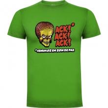 Camiseta Ack Ack Ack
