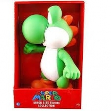 Super Mario Bros - Figura Yoshi Super Size Collection 23cm