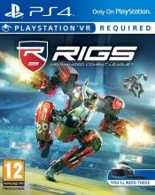 PS4 RIGS MECHANIZED COMBAT LEAGUE (VR)