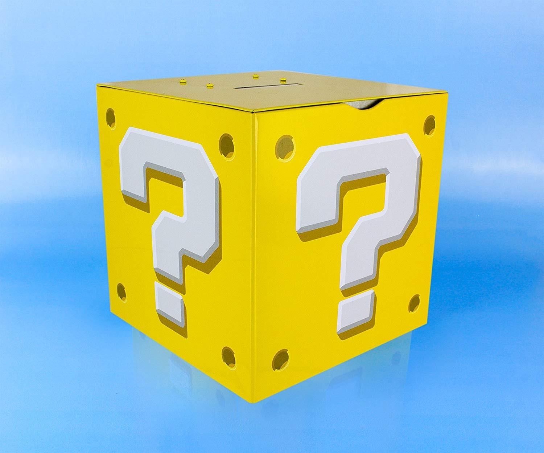 Hucha Super Mario con sonido