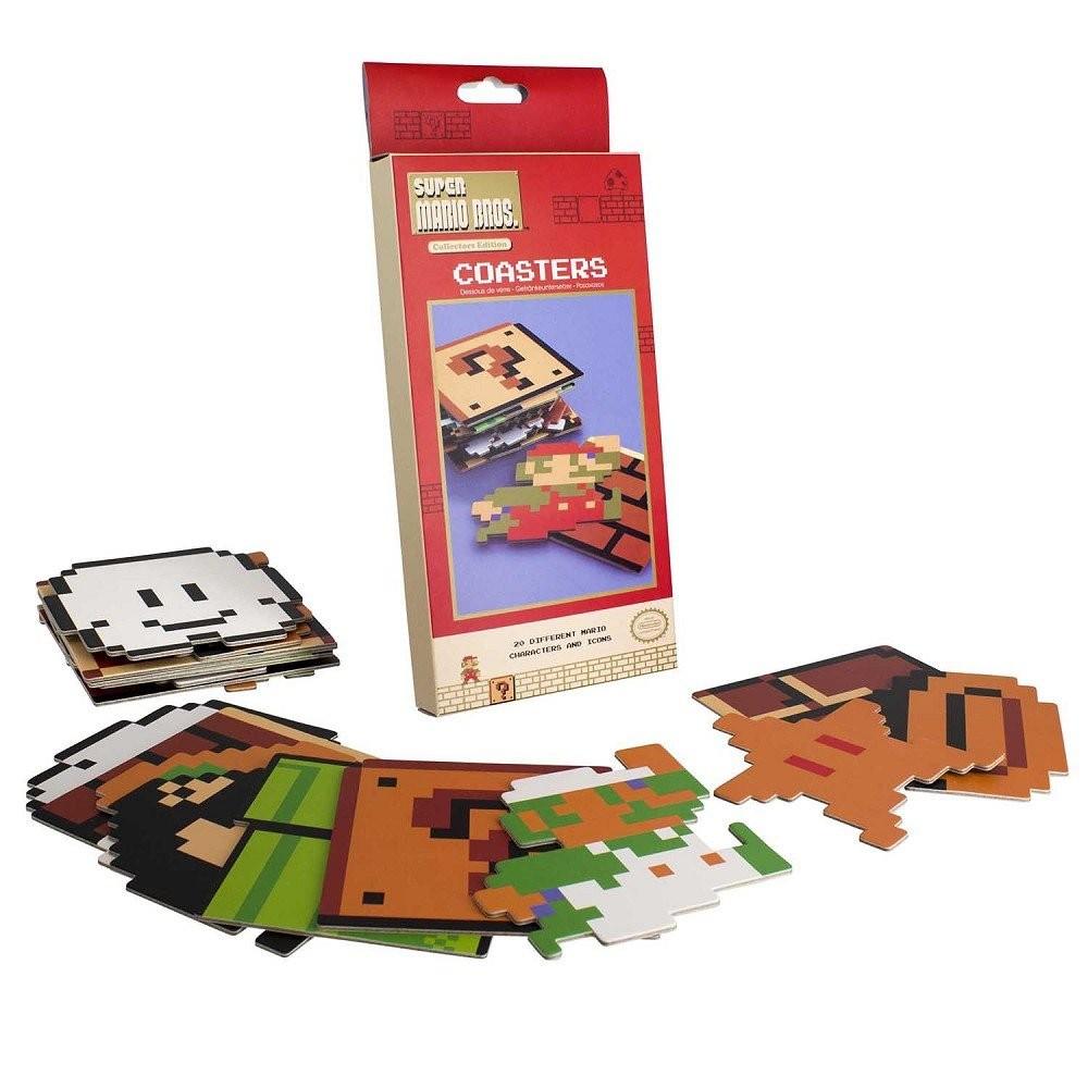 Posavasos de Super Mario Bros - Nintendo