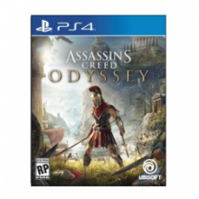 Assassins Creed Odyssey-Ps4