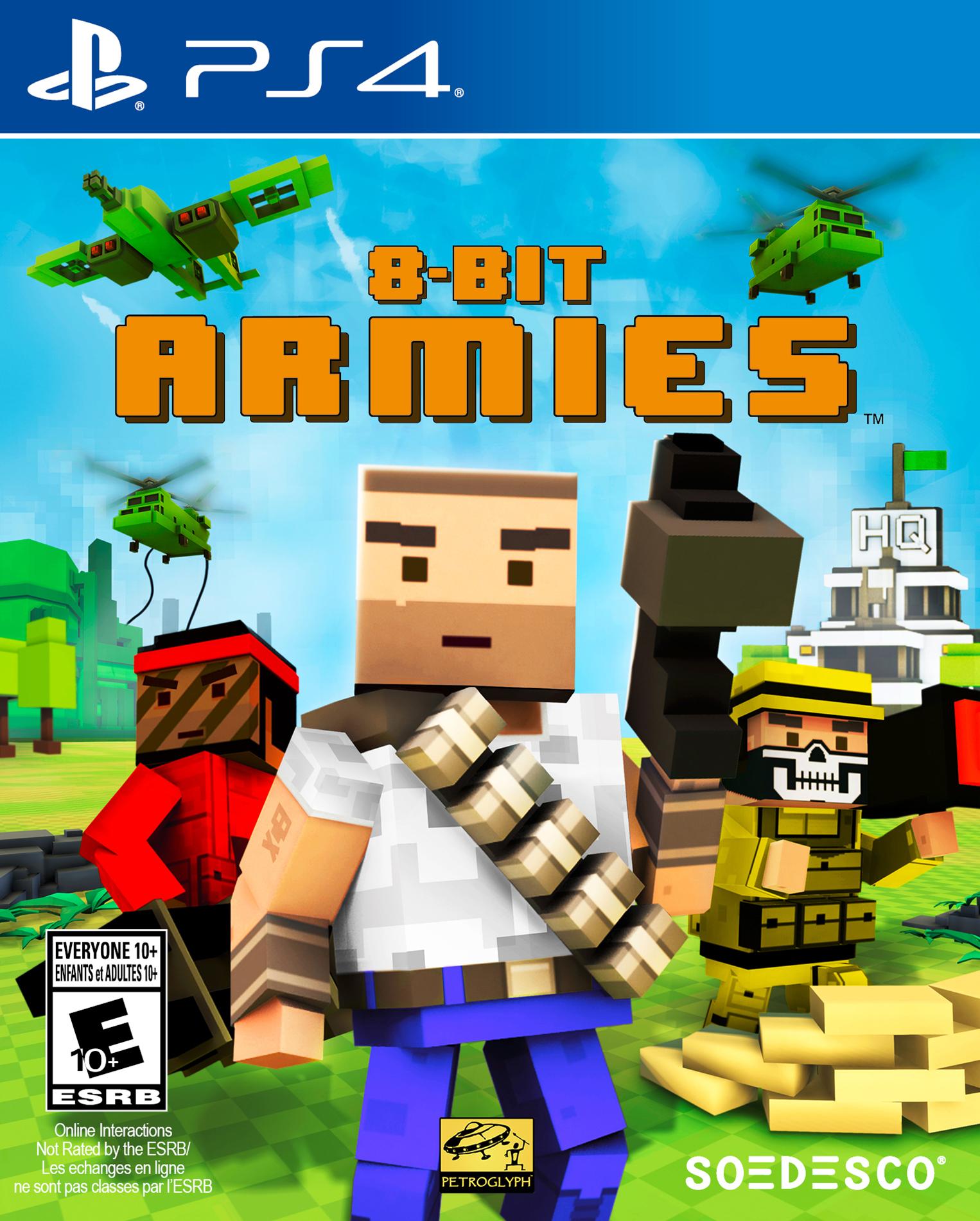 8 Bit Armies-Ps4