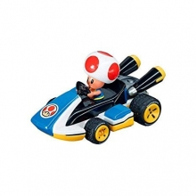 Coche Mario Kart 8 Nintendo Toad