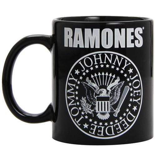 Taza Los Ramones Sello Presidencial