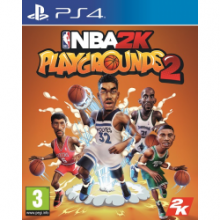 Nba 2K Playgrounds 2-Ps4