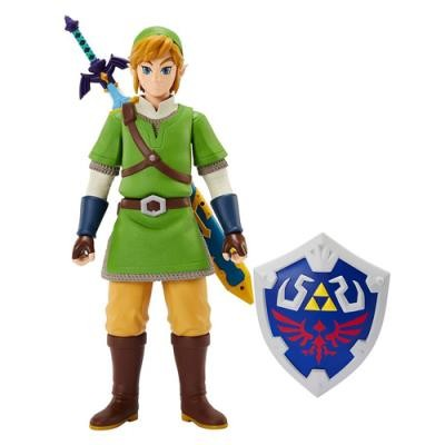Link de 50cm articulada. The Legend of Zelda. Nintendo