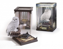 Estatua Hedwig, 18cm. Harry Potter Criaturas Mágicas