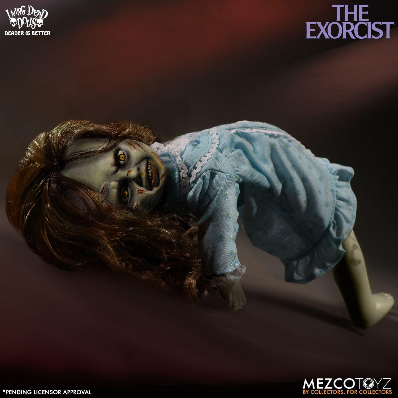 El Exorcista Living Dead Dolls con sonido
