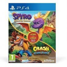 Crash-Spyro Bundle-Ps4